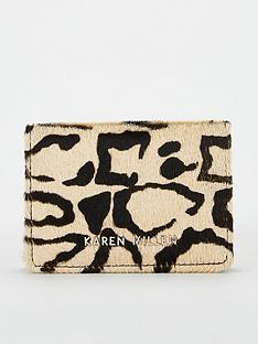 karen-millen-courtney-card-case-leopard