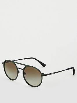 emporio-armani-emporio-armani-0ea2080-round-frame-double-bar-sunglasses