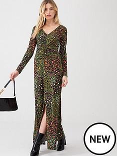 v-by-very-animal-print-maxi-dress-multi