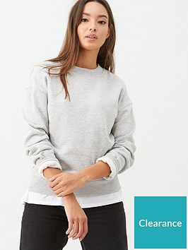 v-by-very-the-essential-sweat-grey-marl