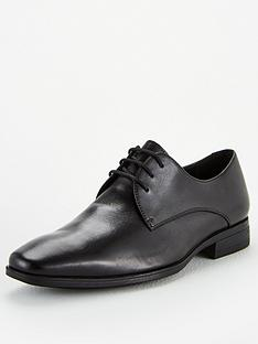office-macro-lace-up-derby-shoes-black