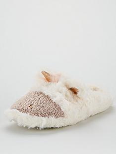 v-by-very-bonnie-unicorn-novelty-slipper