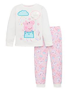 peppa-pig-girls-unicorn-and-sequin-pyjamas-multi