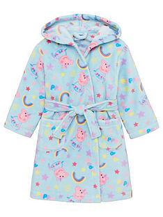 peppa-pig-girls-unicorn-robe-multi