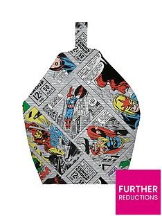 marvel-retro-comic-beanbag