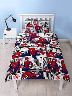 marvel-spiderman-metropolis-single-duvet-cover-set
