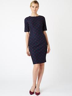 hobbs-scatter-spot-astraea-dress-spot-print