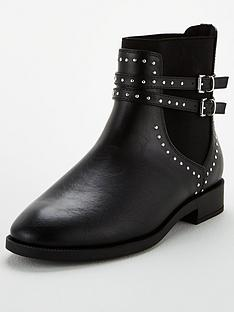 miss-kg-jiggle-wide-fit-stud-chelsea-boots-black