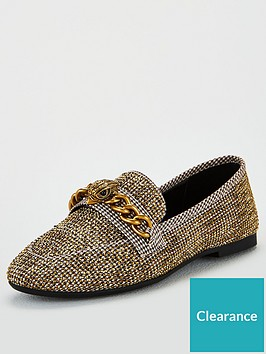 kurt-geiger-london-chelsea-loafers-beige