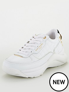 kurt-geiger-london-lunar-eagle-trainers-white