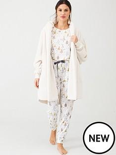 v-by-very-hooded-cardi-robe-cream