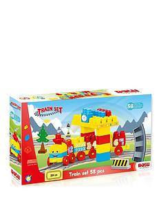 dolu-train-set-58-pcs