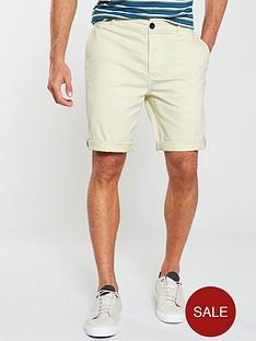 pretty-green-gordon-chino-shorts-ecru