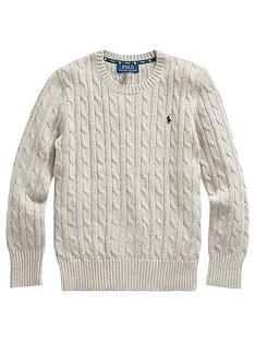 ralph-lauren-boys-classic-cable-knit-jumper-grey