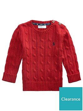 ralph-lauren-baby-boys-classic-knitted-jumper-red