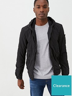replay-arm-logo-jacket-black