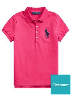 ralph-lauren-girls-short-sleeve-big-pony-polo-shirt-bright-pink
