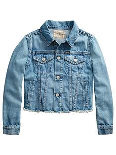 ralph-lauren-girls-polo-print-denim-jacket-blue