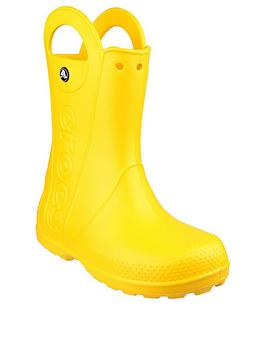 crocs-handle-it-wellington-boots-yellow