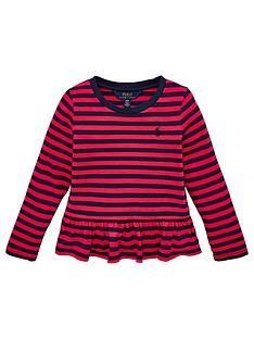 ralph-lauren-girls-stripe-peplum-long-sleeve-t-shirt-pink