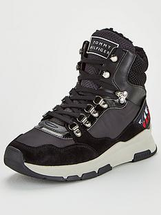 tommy-hilfiger-patent-fashion-sporty-boots-black