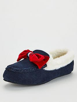 tommy-hilfiger-cozy-moccassin-slippers--multi