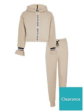 river-island-girls-ri-active-tape-zip-hoodie-outfit-beige