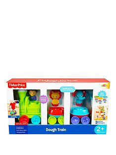 fisher-price-train-dough-set