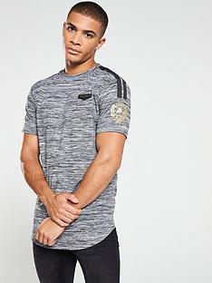 supply-demand-holt-t-shirt-grey-melange
