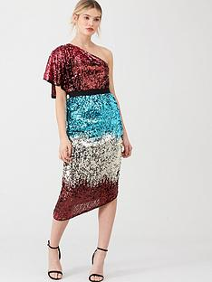 v-by-very-one-shoulder-sequin-dress-multistrongnbspstrong
