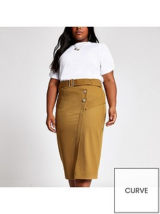 ri-plus-pencil-utility-skirt-camel