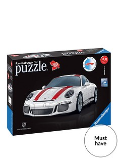 ravensburger-porsche-911-108-piece-3d-jigsaw-puzzle