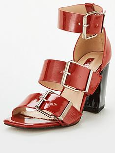 office-heart-throb-sandals-red-patent