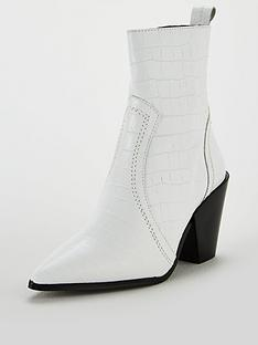 office-avail-western-ankle-boots-white