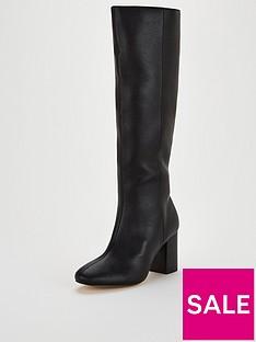 office-kit-knee-high-boots-black