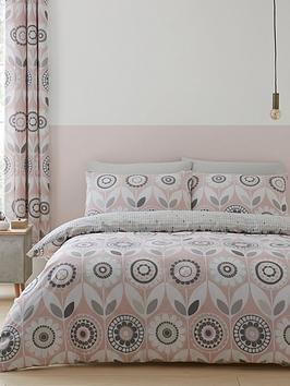catherine-lansfield-annika-retro-bloom-duvet-cover-set-blush-pink