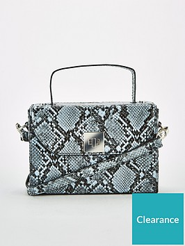 v-by-very-pjeanie-boxy-top-handle-cross-body-bag-greyp