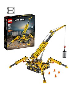 lego-technic-42097-compact-crawler-crane-2-in-1-tower-crane-model