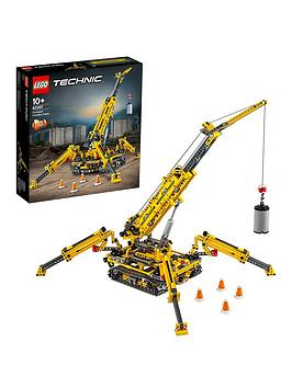 lego-technic-42097-compact-crawler-crane-2-in-1-tower-crane-model