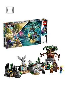 lego-hidden-side-70420-graveyard-mystery-with-ar-games-ghost-hunting-app