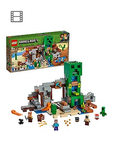 lego-minecraft-21155-the-creeper-mine-nether-micro-world