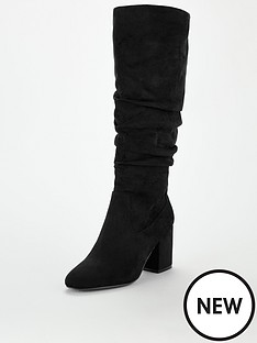 v-by-very-tanya-wide-fit-block-heel-slouch-knee-boots-black