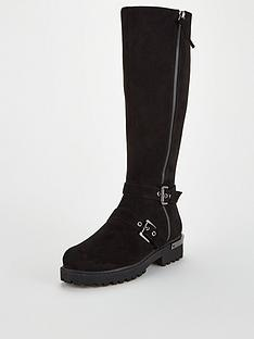 v-by-very-tula-side-zip-cleat-sole-knee-boots-black