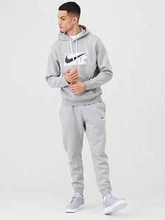 nike-sportswear-hooded-fleece-graphic-tracksuit-dark-grey