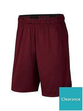 nike-dry-40-training-shorts-maroon