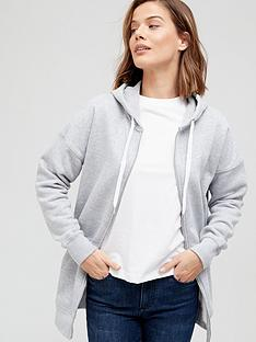 v-by-very-the-essential-oversized-zip-through-hoodie-grey-marl