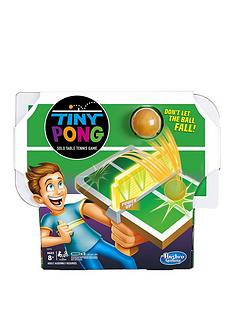 hasbro-tiny-pong-solo-table-tennis-kids-electronic-handheld-game-ages-8-and-up