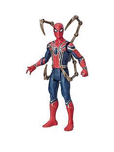 marvel-avengers-marvel-avengers-iron-spider-15-cm-scale-marvel-superhero-action-figure-toy