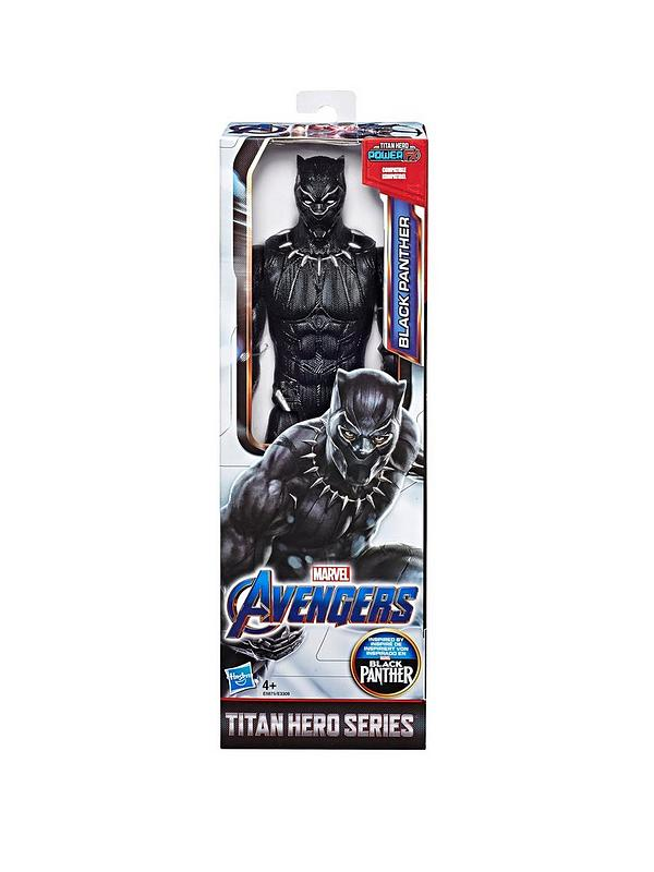 Marvel Avengers Black Panther Titan Hero Power Fx