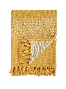cascade-home-diamond-chenille-throw